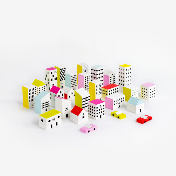 Paper City Advent Calendar