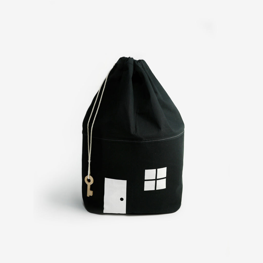 Big House Storage Bag - Black