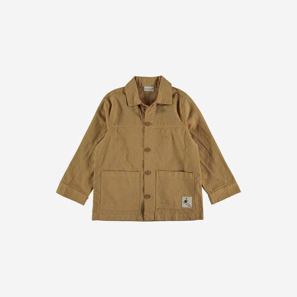 David Cotton Cali Jacket - Peanut