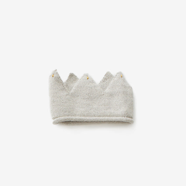 Wild Things Crown - Silver Grey