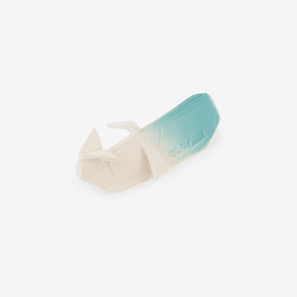 H2Origami Teether & Bath Toy - Whale