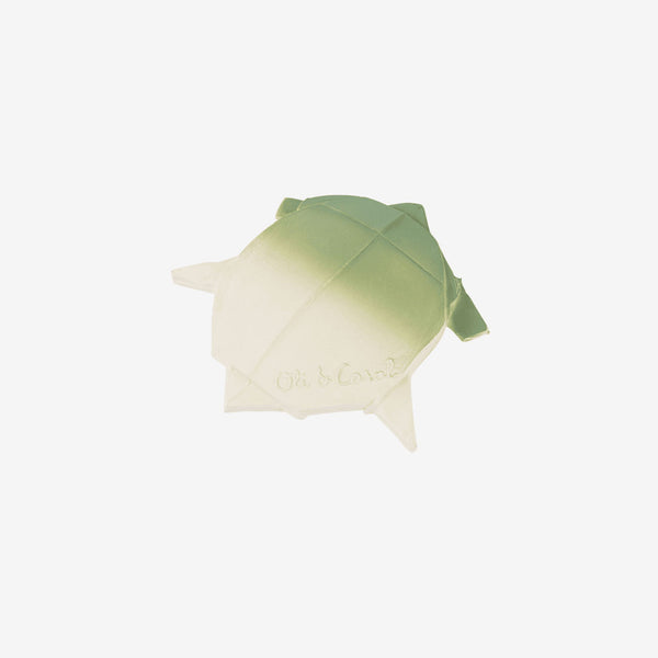 H2Origami Teether & Bath Toy - Turtle