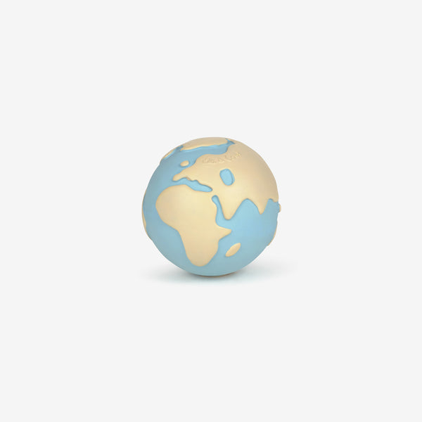Earthy the World Rubber Ball