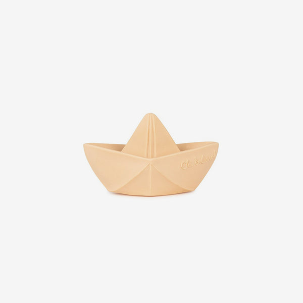 Origami Rubber Boat - Blush