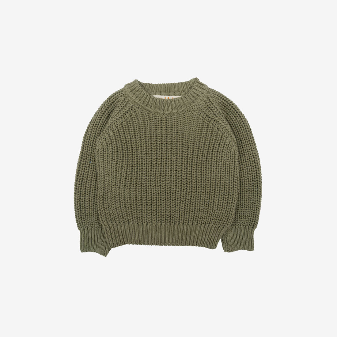 Hiro Sweater in Organic Pima Knit - Laurel