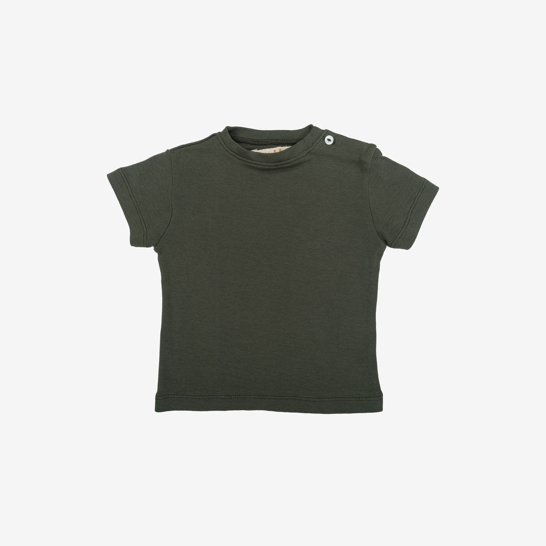 Lupe Organic Jersey S/S T-shirt - Seaweed