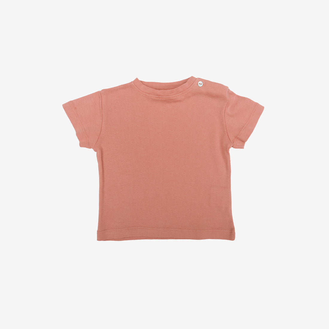 Lupe Organic Jersey S/S T-shirt - Nectar