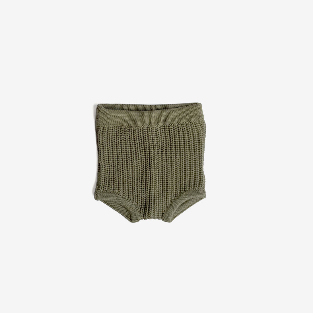 Pony Bloomers in Organic Pima Knit - Laurel