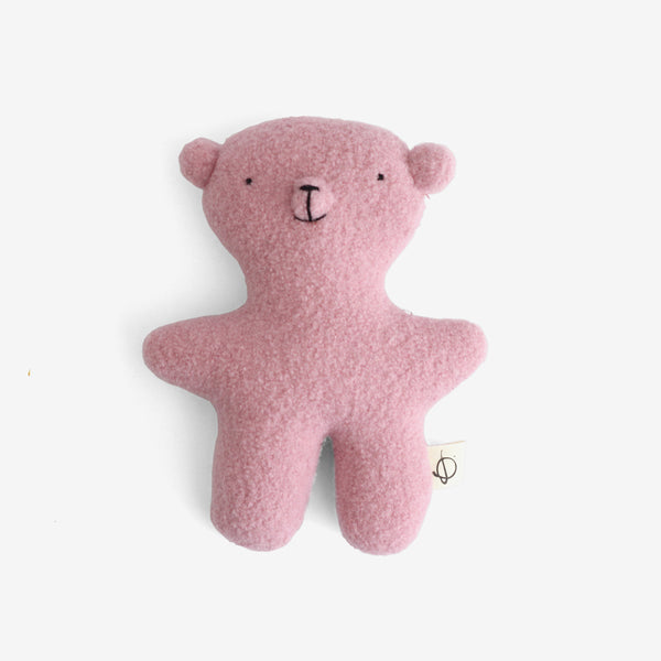 Little Woolie Bear - Pink