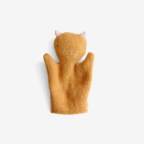 Kitty Puppet - Orange