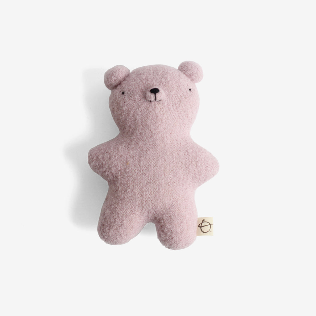 Little Woolie Bear - Lavender