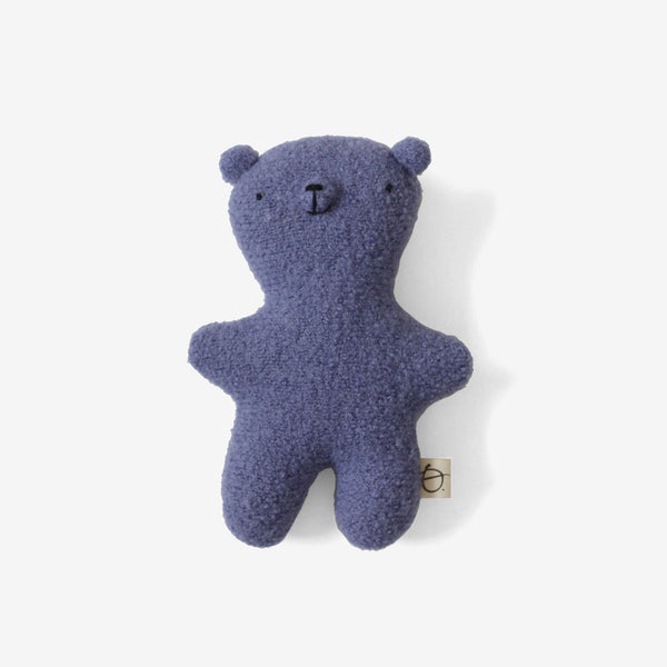 Little Woolie Bear - Periwinkle
