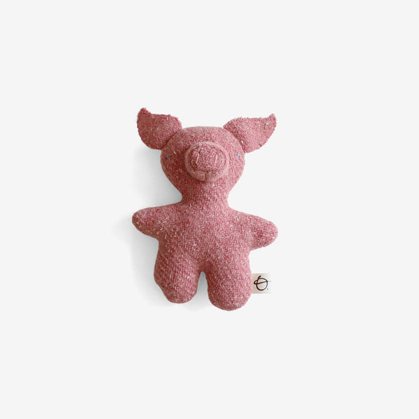 Little Woolly Piglet - Pink