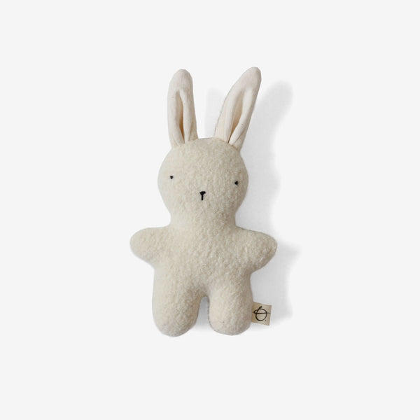 Little Woolly Rabbit - Ivory