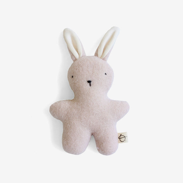 Little Woolly Rabbit - Blush