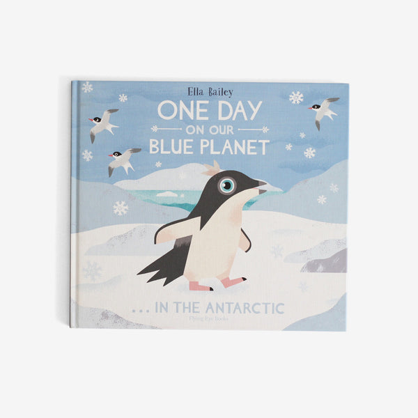 One Day on Our Blue Planet - in the Antarctic