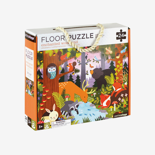 Enchanted Woodland Floor Puzzle