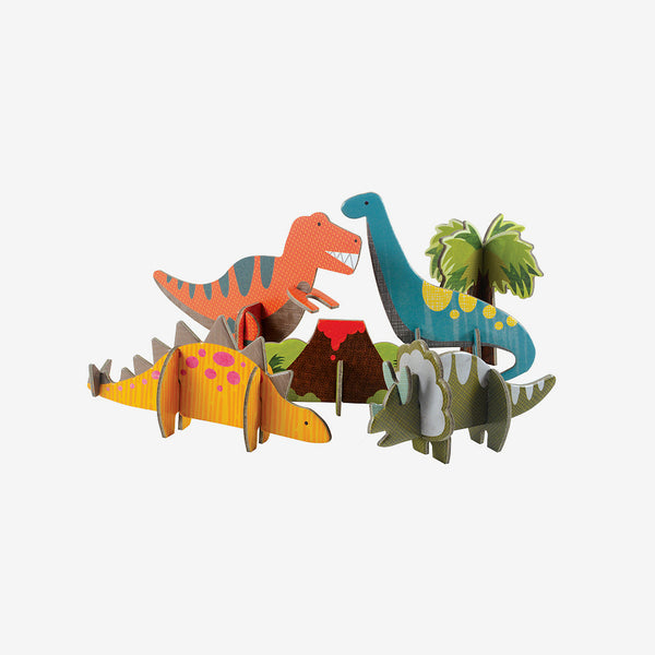 Pop-Out & Play - Dinosaurs