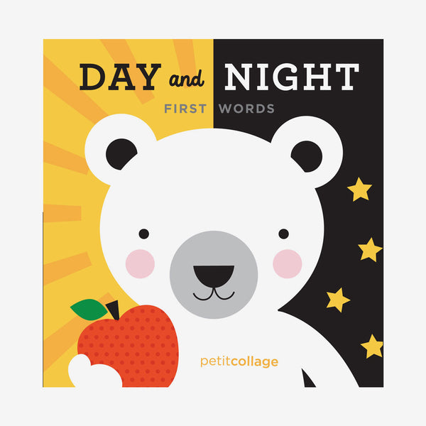 Day & Night First Words Board Book