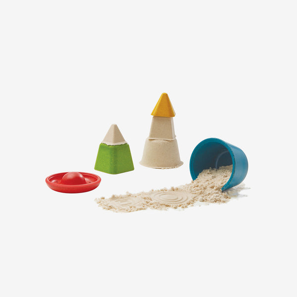 Creative Sand Play Set of 4