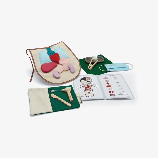 Pretend-Play Surgeon Set
