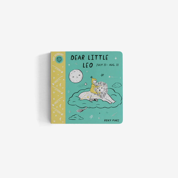 Baby Astrology - Dear Little Leo