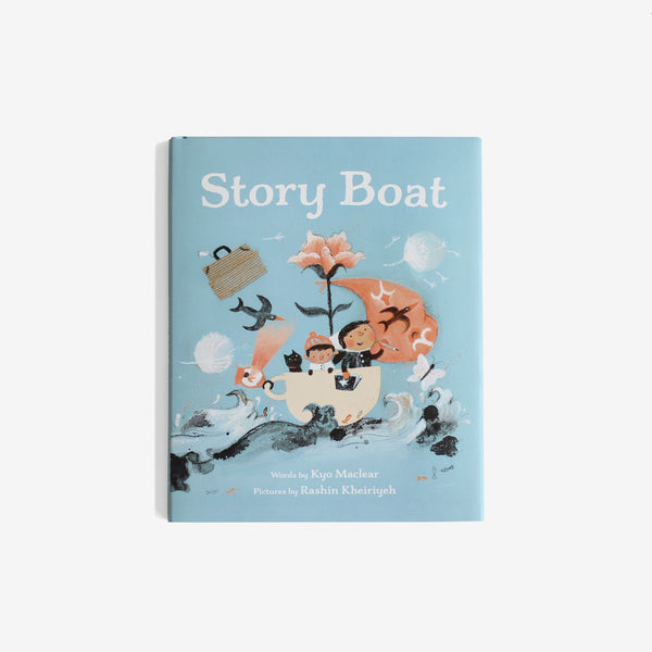 The Story Boat