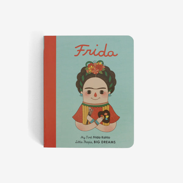 My First LPBD Board Book - Frida Kahlo