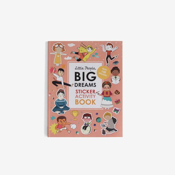 LPBD Sticker Activity Book