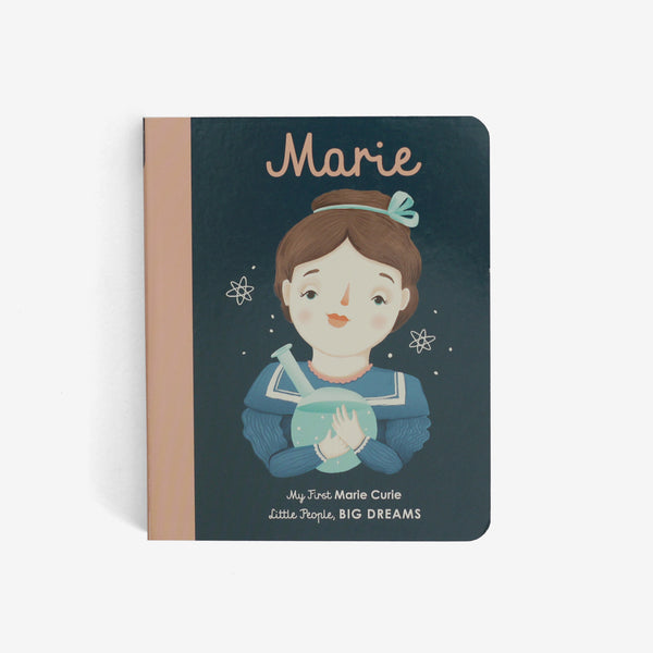 My First LPBD Board Book - Marie Curie