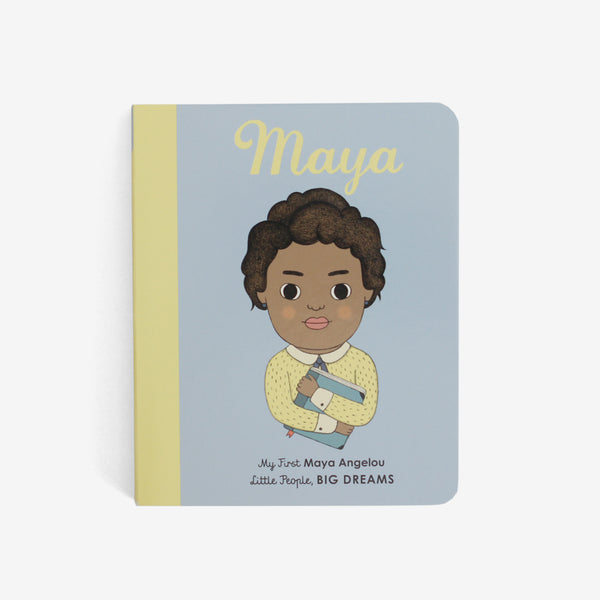 My First LPBD Board Book - Maya Angelou