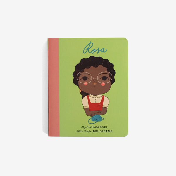 My First LPBD Board Book - Rosa Parks