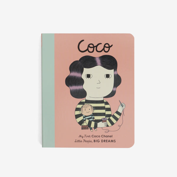 My First LPBD Board Book - Coco Chanel