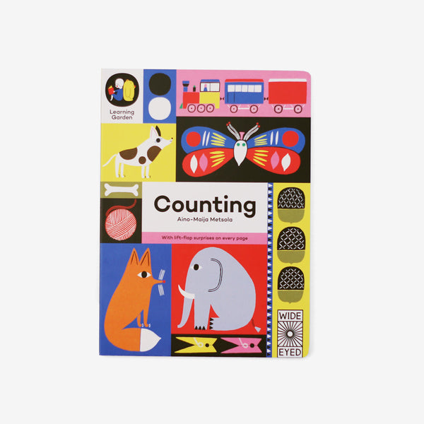 Counting: with lift flap surprises on every page!