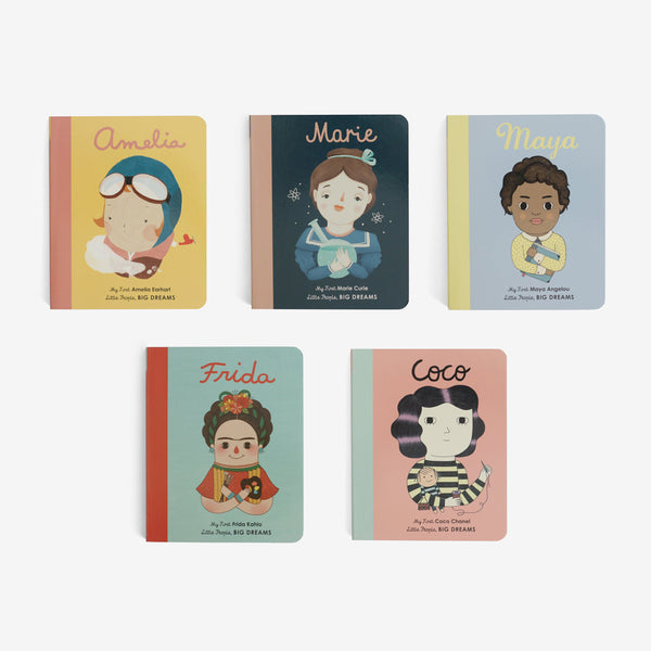 My First LPBD Board Book Set of 5