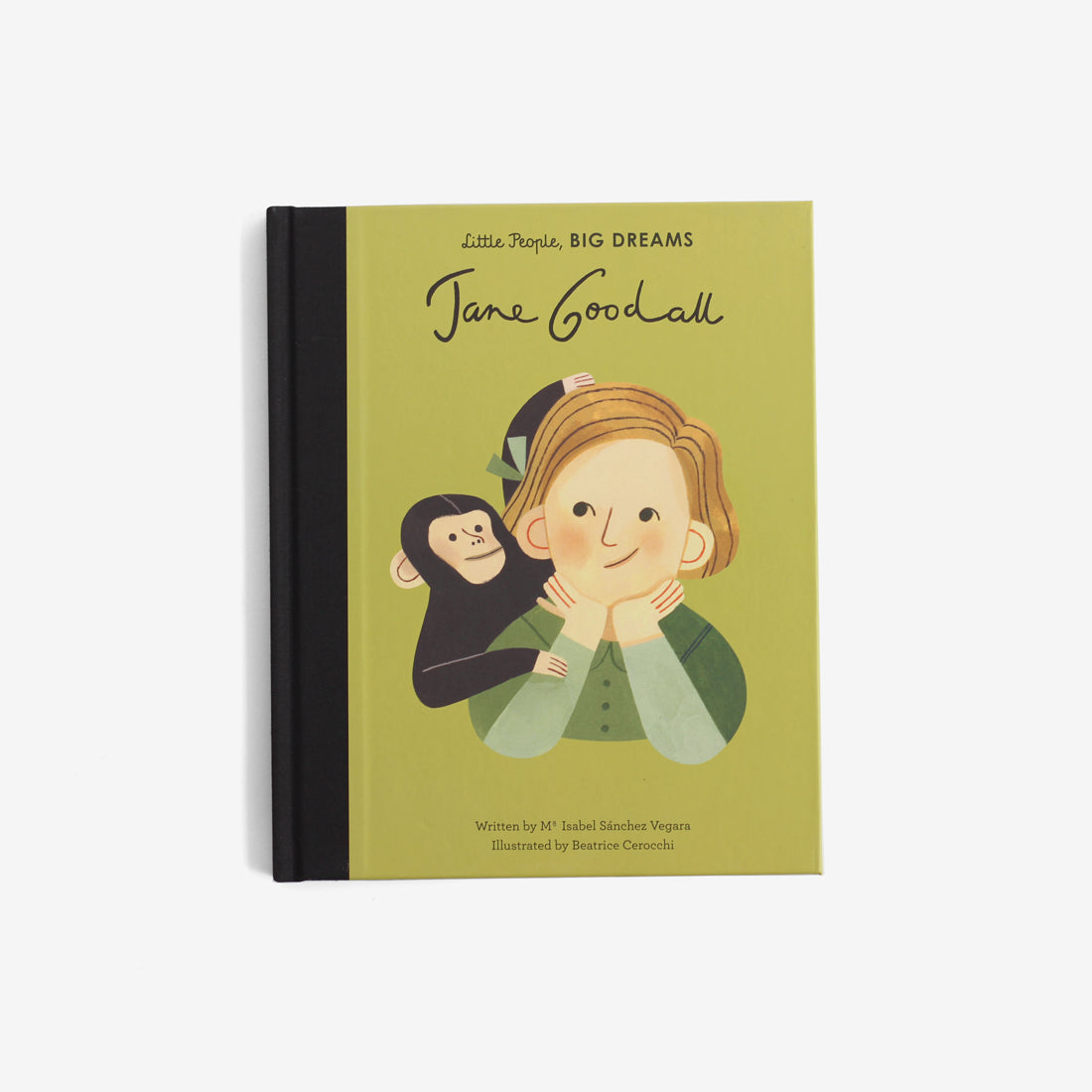 Little People, Big Dreams: Jane Goodall