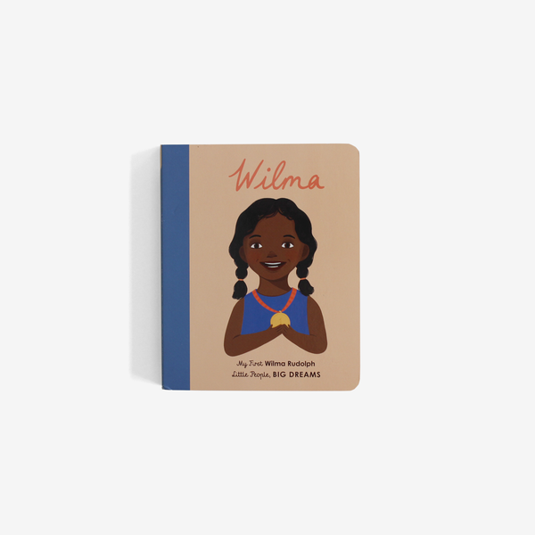 My First LPBD Board Book: Wilma Rudolph
