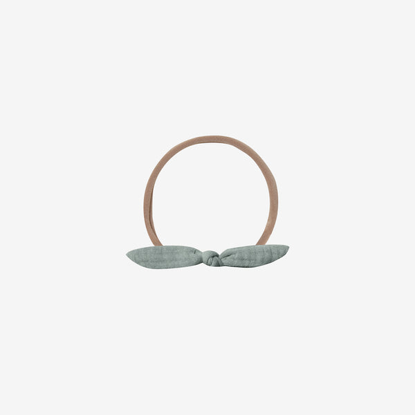 Little Knot Organic Headband - Ocean
