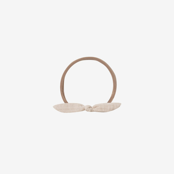 Little Knot Organic Headband - Natural