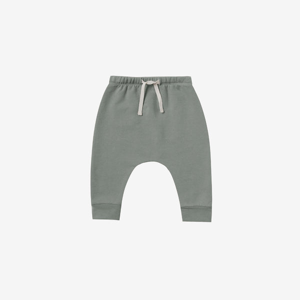 Organic Fleece Sweat Pant - Eucalyptus
