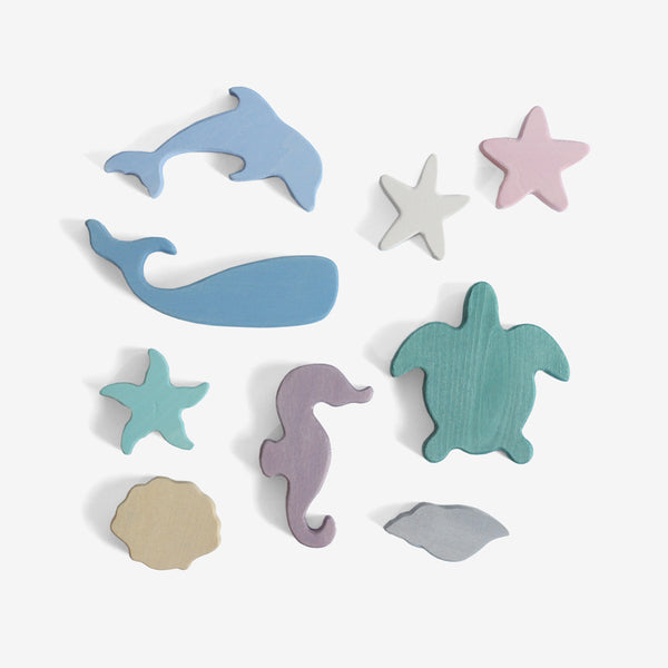 Sea Animals Play Set