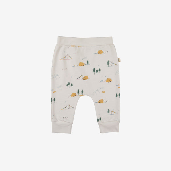 Base Camp Baggy Pima Baby Pants