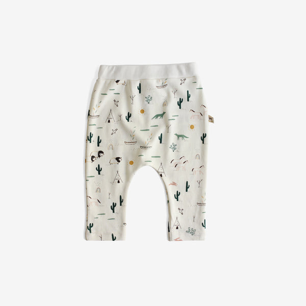 Native Desert Organic Pima Baby Pants