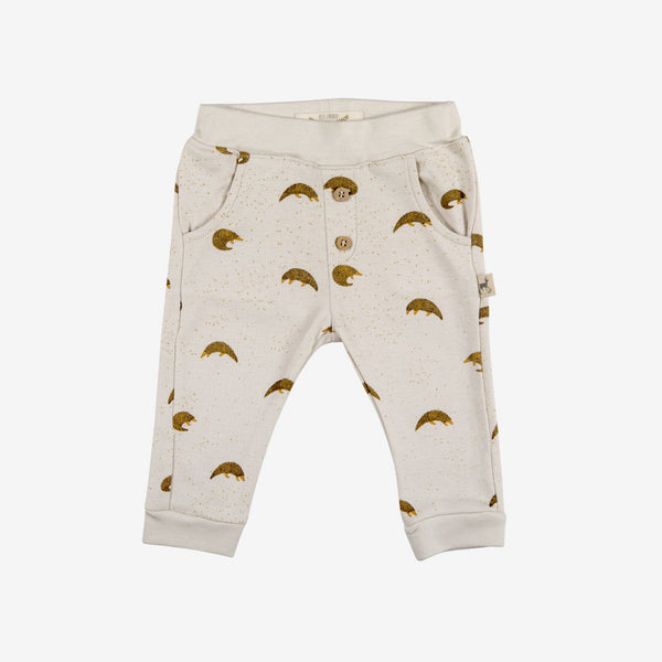 Pangolin Button Pants - Sand