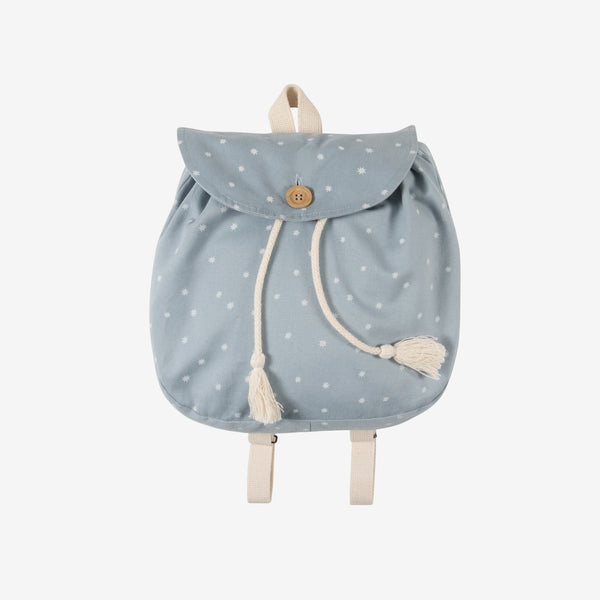 Pima Canvas Backpack - Magic Flakes
