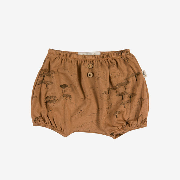 Serengeti Jersey Bloomer - Terracotta