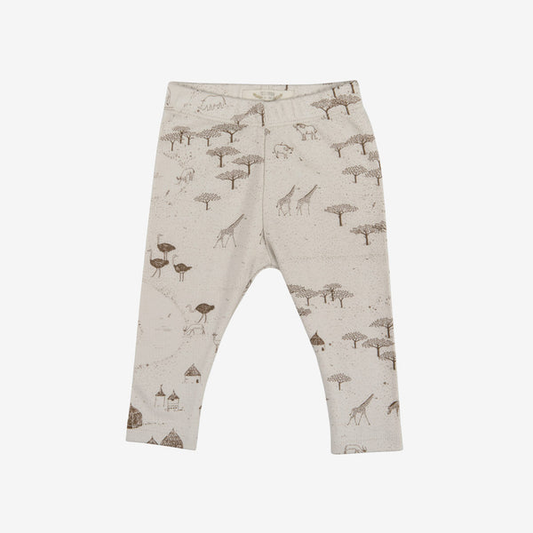 Serengeti Leggings - Sand