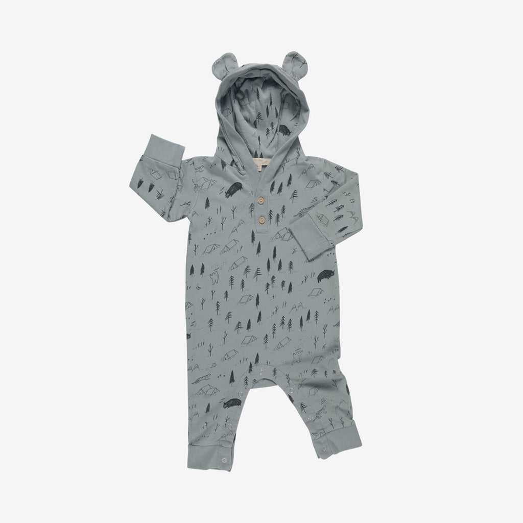 The Expedition Pima Terry Bear Suit