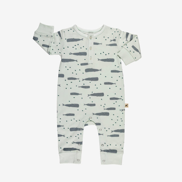 Twinkle Whales Jumpsuit