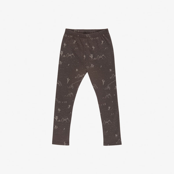 Yeti Tracks Pima Leggings